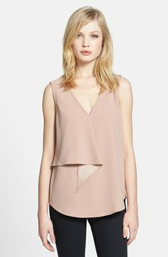 Chelsea28 Waterfall Top available at #Nordstrom