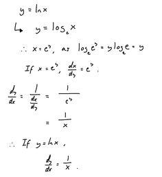 Derivative of e^(tanx) | Mathematical Formulas (Proofs) | Pinterest