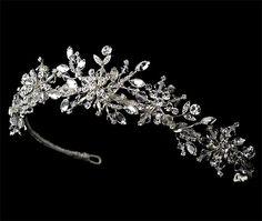 Snowflake Tiara. Gorgeous!