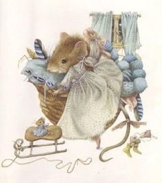 Marjolein Bastin - Vera the Mouse by goldie