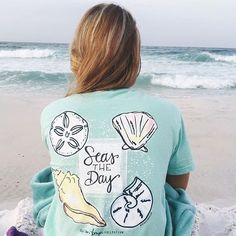 Seas the Day in this preppy Ashton Brye tee! Southern Collection >> ashtonbrye.com