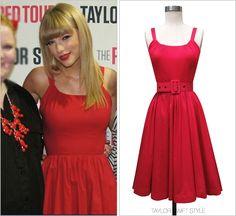 Trashy Diva 'Annette Dress' - $150.00
