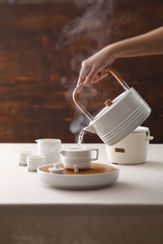 """It's vitality, an assertion of life, an intuitive understanding of what we long for"""" - Dan Ross // Most of the content is not my own, but some of it is. Tee Kunst, Tea Culture, Tea Art, Tea Accessories, Cacao, Ceramic Pottery, Afternoon Tea, Tea Time, Tea Cups"""