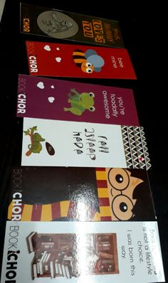 Cute book marks😘