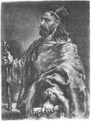 Władysław Herman - autorstwa Jana Matejko
