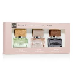 Luxury Perfume Collection - For Her
