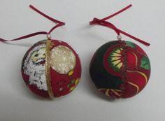 Espaço Infantil Bola de Natal em Patchwork - Espaço Infantil