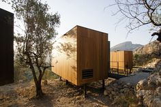 VIVOOD Landscape Hotel - Picture gallery #architecture #interiordesign #wood