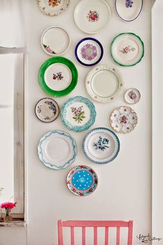 Blog favourites as of late - plates a plenty