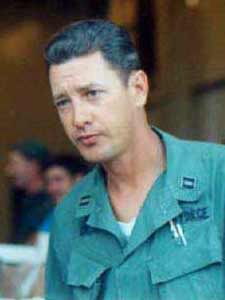 """Major Robert Bennett Swenck USAF """" SILVER STAR FOR BRAVERY """"Air Commander Pilot Sikorsky HH-53 Helicopter 37th ARRS 3rd Air Rescue Group DANANG VIETNAM KIA 11/25/71 AGE 38 .....On November 25 1971,  two HH-53 Helicopters of the 37th ARRS , call signs , Jolly Green 70 and Jolly Green 73,  departed BEN HOA AIR BASE to pick up 13 Army soldiers who survived a helicopter crash . During  the pickup , Jolly Green 70 was hit by enemy ground fire . After dropping off the survivors at Can Tho,  The…"""