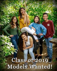 We are excited for our next model meeting on December 13! If you haven't signed up to become a model follow the link here: http://ift.tt/2k6wTLy #model #weps #wepsmodel #classof2019 #seniorportraits #picoftheday