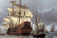 Captain John Smith Brings Coffee to America