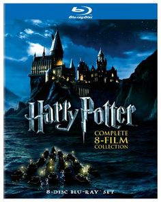 Harry Potter: Complete 8-Film Collection [Blu-ray]:Amazon: