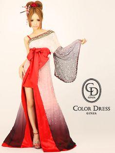 「花魁 ドレス」の画像検索結果