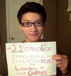 What do you stand for? #ISF