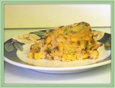 Zucchini-Corn Casserole