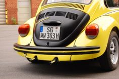 Car Volkswagen, Vw T1, Beetle Gsr, Vw Modelle, Vw Super Beetle, Vw Beetles, Porsche 911, Cars And Motorcycles, Classic Cars