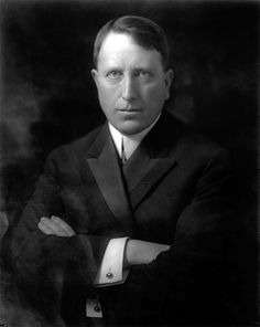 William Randolph Hearst was an American newspaper publisher who built the nation's largest newspaper chain and whose methods profoundly influenced American journalism. (Also the man who built Hearst Castle in San Simeon, CA--slj) Frederic Remington, Joseph Pulitzer, New York Journal, Marion Davies, San Simeon, People Of Interest, Important People, Thats The Way, Interesting History