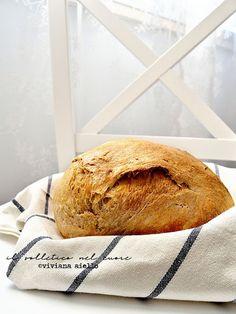 pane casereccio con pasta di riporto Pane Casereccio, Panini, Pasta, Bread, Food, Brot, Essen, Baking, Meals