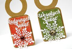 Rosy Owl: Vánoční