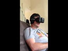 British man watches 'Insidious' in virtual reality, turns into a screaming wreck - http://www.baindaily.com/?p=351911