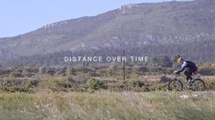 Distance Over Time   Spindle Productions   From weighing 6 stone and being too weak to walk 5 years ago to taking on one of the most massive cycling records ever