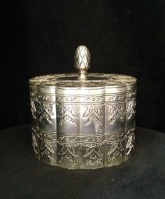 VINTAGE  International Silver Company Silver by CoCoBlueTreasures