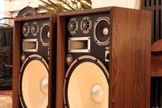 Kenwood KL-777S Vintage hi fi stereo equipment speakers