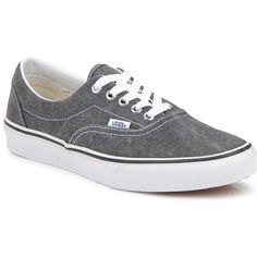 Trainers Vans ERA Grey - Free Delivery with Spartoo.co.uk ! - Shoes £ 65.99