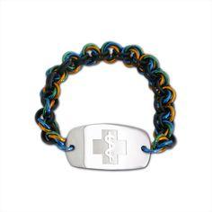 Kid's Medical Alert Bracelet