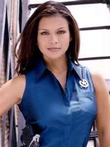 """Virenia Gwendolyn """"Nia"""" Peeples as Sydney """"Syd"""" Cooke from seasons 7 & 8 of """"Walker:Texas Ranger"""""""