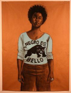 Robert Pruitt, Negroes Bello, 2010