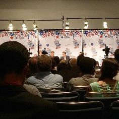 #politicon is ON! First up is @youngturks session. Thanks @flood_magazine!! : @thegoldfather