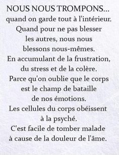 French Words, French Quotes, Message Positif, Motivational Speeches, My Mood, Positive Attitude, True Words, News Blog, Self Esteem
