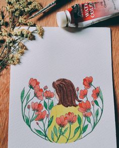 Watercolor Paper, Watercolor Paintings, Dont Look Back, Creative Words, Paper Art, Poems, Cold, Instagram Posts, Artist