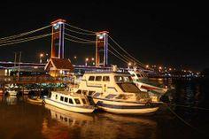 Jembatan Ampera,Palembang,Indonesia