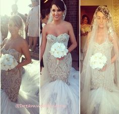 Wedding Dresses Jaton Couture Couture Wedding dress and Weddings