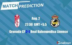 Granada CF vs Real Balompedica Linense