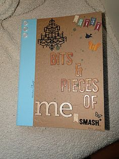Smash Book blog...ideas for yours