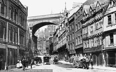 Newcastle Upon Tyne, c1898