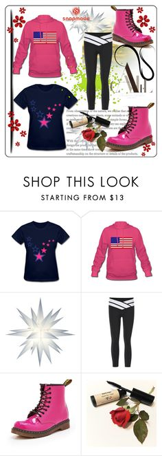 """""""SNAPMADE #8"""" by nizaba-haskic ❤ liked on Polyvore featuring Dr. Martens"""