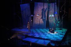 Set Design Theatre, Stage Design, Stage Set, Scenic Design, Acro, Lighting Design, Illusions, Scenery, Lights