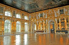 Catherine the Great Ballroom, Russia