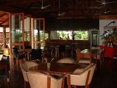 Koro Sun Resort & Spa The Seaside Restaurant  Koro Sun Resort Glamorous Islands Dining Room Decorating Design