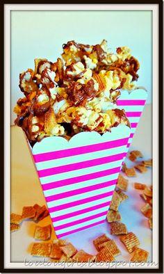 Lou  Lou  girls : Smore Popcorn