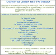 Kick-Butt Total Body Workout (cardio and weights!) work-it-out-health-beuaty-fitness Fitness Tips, Fitness Motivation, Health Fitness, Fun Workouts, At Home Workouts, Workout Ideas, Week Workout, Workout Fitness, Abs Workout Video