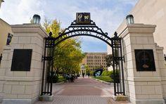 @denisemtz  George Washington University | GWU | Best College | US News