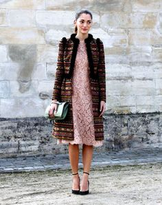 mixed textures Romantique, Jupe, Femmes, Street Style Chic, Style Dans La  Rue d26bade38080