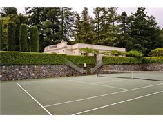 """Tennis Anyone at my outstanding sunken tennis court which is adjacent to the guest house?    **Christies International Realestate - christiesrealestate.com     """"Chiltern""""    **"""