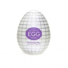 Tenga Egg Instant Masturbator - Spider | Male hygiene Tenga egg sex toys in India | Buy on Sexpiration.com